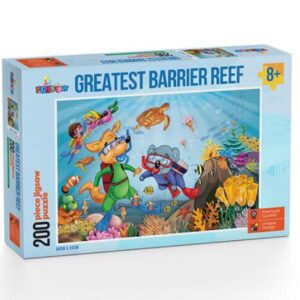 greatest barrier reef puzzle